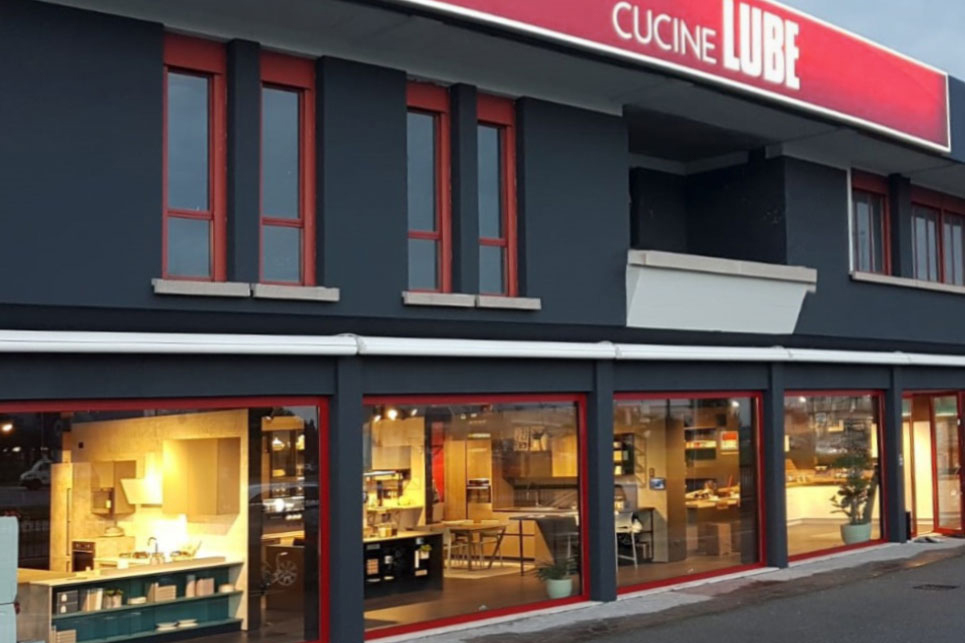 lube cucine cut